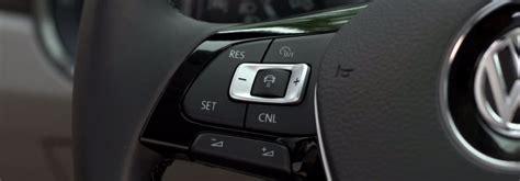 vw vehicles  adaptive cruise control