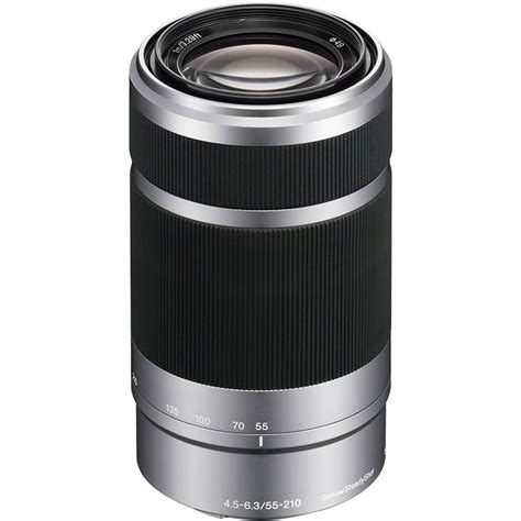 buy sony sel55210 telephoto zoom lens for sony e mount