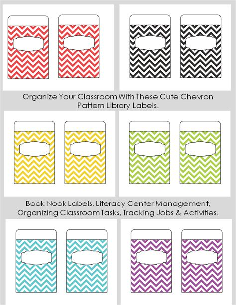 pattern games to play in the classroom organize your classroom with these cute chevron pattern