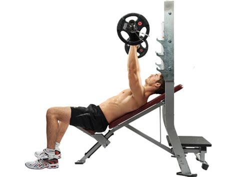incline bench press at home incline bench press fitness oefeningen borstspieren