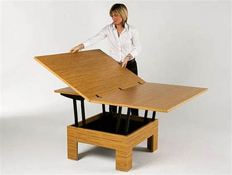 Coffee Table That Turns Into Dining Table Coffee Table Turns Into Dining Table F U R N I T U R E
