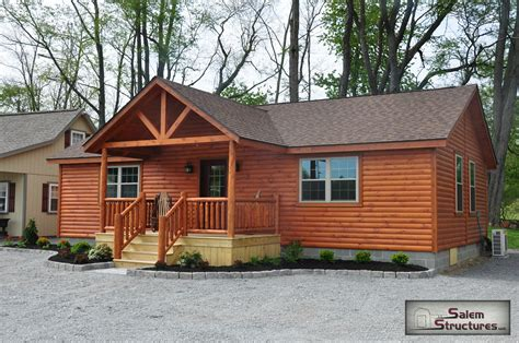 Manufactured Log Cabin Homes by 24 X40 Valley View Modular Log Cabin Cabins Log Cabins