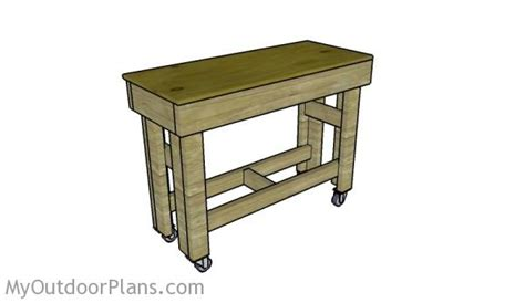 small bench plans small workbench plans myoutdoorplans free woodworking