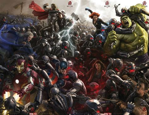 The Week in Spandex ? Guardians of the Galaxy, Avengers: Age of Ultron, Avengers: Infinity War