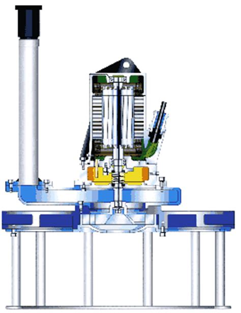 Sewage Pump Aerators Submersible Effluent