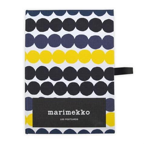 marimekko 100 postcards marimekko postcards set of 100 mother s day gifts