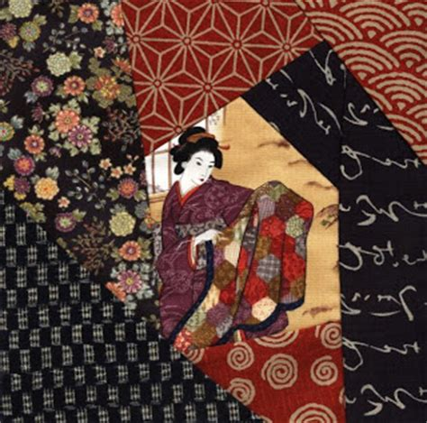 Free Japanese Quilt Patterns by S Place January 2007