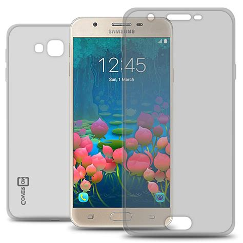 Hardcase Slim Clear Bening Fullcover Samsung J5 coveron for samsung galaxy on5 2016 only j5 prime cover slim clear ebay