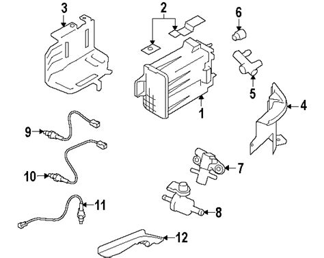 nissan rogue parts diagram nissan rogue schematic nissan get free image about