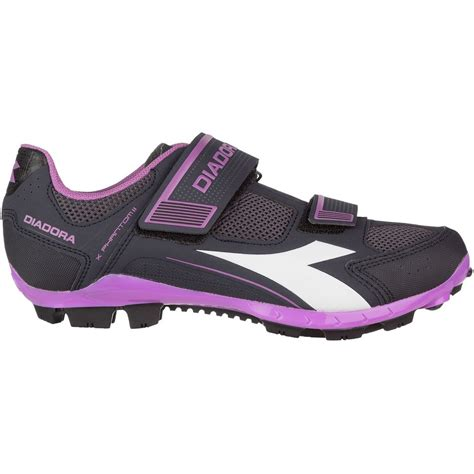 womens bike shoes diadora x phantom ii cycling shoe s competitive