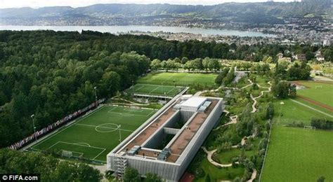sede zurich fifa museum to be placed in downtown zurich daily mail
