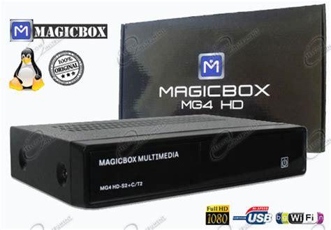 Usb Di Ibox Il Ricevitore Magicbox Mg4 200 Basato Su Linux Enigma2 Ed 200