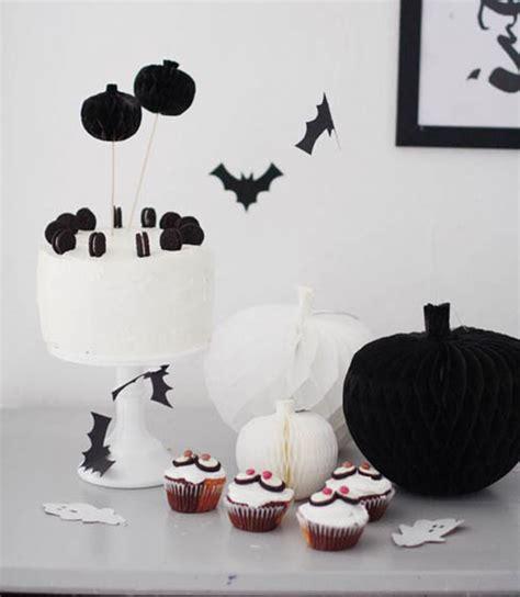 imagenes de halloween a blanco y negro fiesta infantil para halloween en blanco y negro