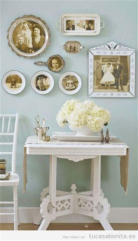 decoracin de paredes con fotos image gallery decoraciones antiguas