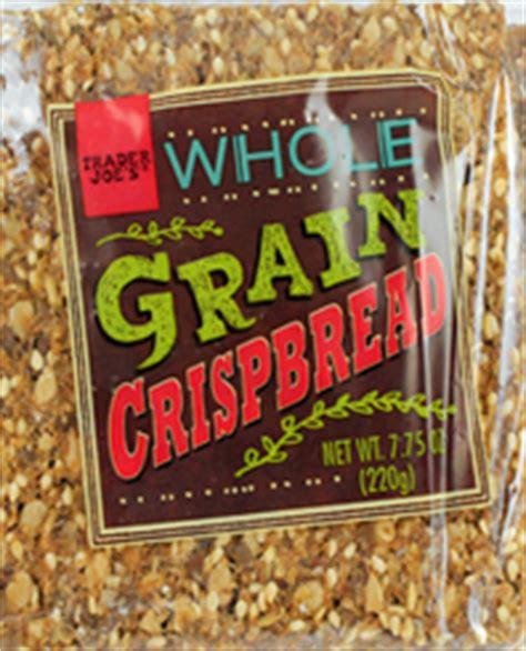 trader joe s whole grains trader joe s whole grain crispbread reviews trader joe s