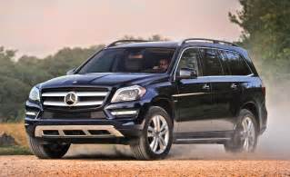 2013 Mercedes Gl450 Car And Driver