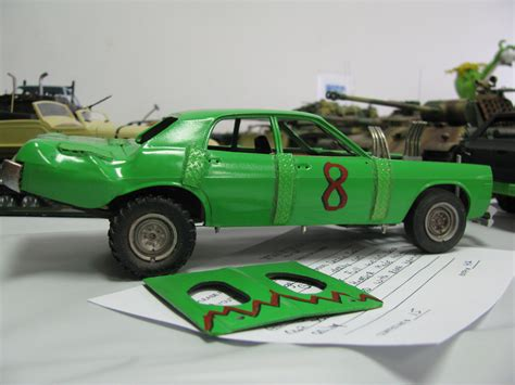 models of demolition derby model car kits www pixshark com