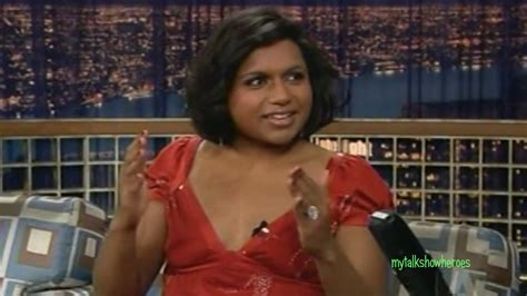 mindy kaling conan mindy kaling quot i was an intern here quot on conan youtube