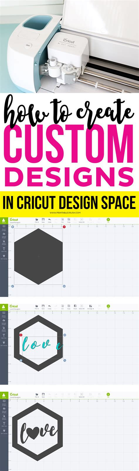 design and make how to create custom designs in cricut design space