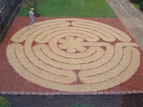 Abingdon 224 La Chartres The Labyrinth Company Garden Labyrinth Templates