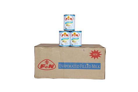 Evaporasi Fn 380 Gr Evaporated Milk F N jual f n evaporated 48 x 380 gr harga grosir tokowahab