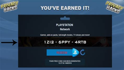 ps4 themes redeem codes how to get unlimited free psn codes 2016 ps4 ps3 no