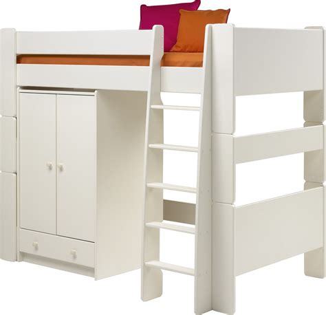 Low White Wardrobe by Steens For Low Wardrobe White