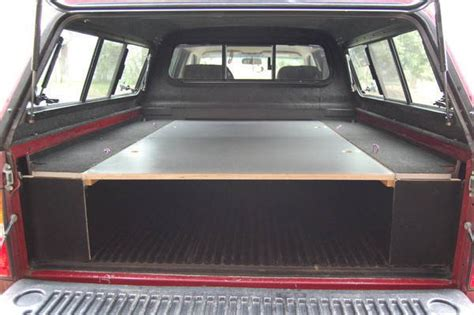 truck bed sleeping platform truck bed sleeping platform with drawers html autos post