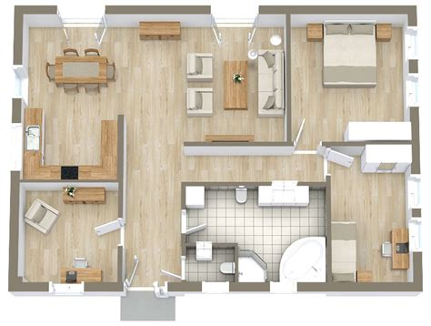 Badezimmer Planen Software Kostenlos by Das Eigene Haus Planen So Klappt S Freeware De