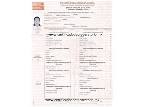 certificado de preparatoria certificado de preparatoria certificado de preparatoria servicios ciudad universitaria