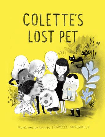 libro colettes lost pet tundra books penguin random house canada