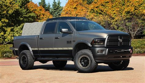 2014 Ram 2500 Outdoorsman News and Information, Research
