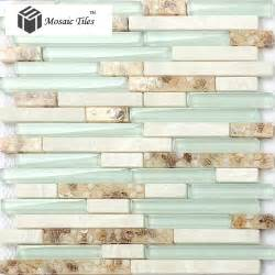 marble tile kitchen backsplash tst glass conch style of pearl shell resin