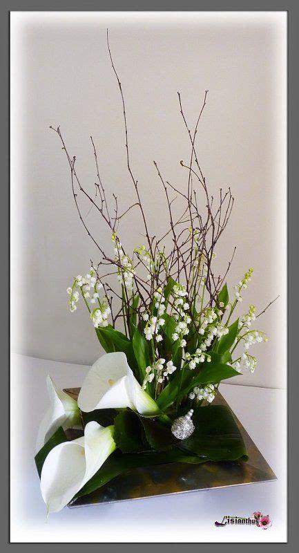 1325003905 fleurs tropicales calendrier anniversaire art floral bouquet cr 233 ations florales de lisianthus