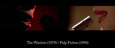 quentin tarantino visual film references les r 233 f 233 rences visuelles de quentin tarantino compar 233 es