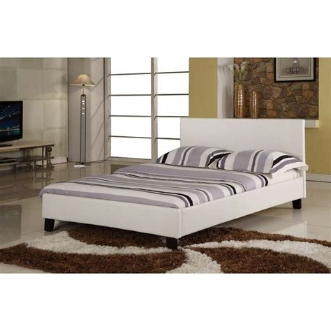 white upholstered bed frame size pu leather upholstered bed frame white buy
