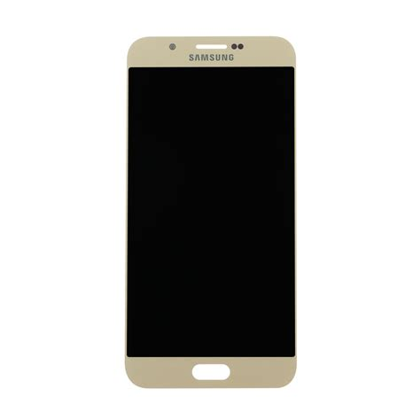 Lcd Samsung A8 samsung galaxy a8 lcd touch screen digitizer assembly chagne gold