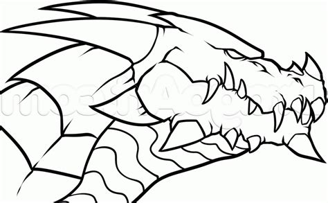 simple dragon coloring page drawings of easy dragons coloring pages lovely dragon easy