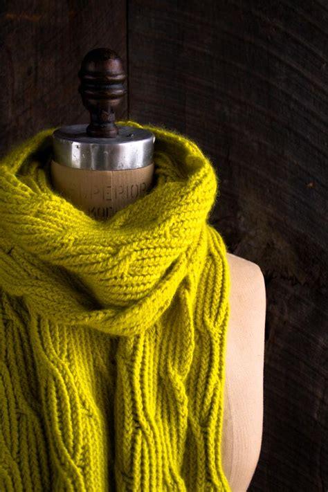 purl knitting soho reversible rivulet scarf purl soho