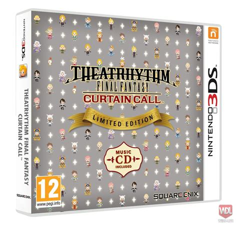 theatrhythm final fantasy curtain call 3ds image 14 theatrhythm final fantasy curtain call sur 3ds