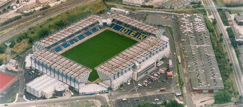 the den the den stadium guide millwall f c football tripper