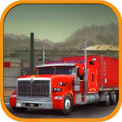 Wheels Truck Driver 18 Wheel Truck Driver 3d Apk Play On Windows Pc