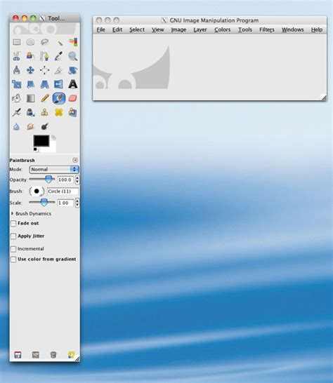 photoshop layout for gimp gimp vs photoshop how to install gimp on a mac and how it