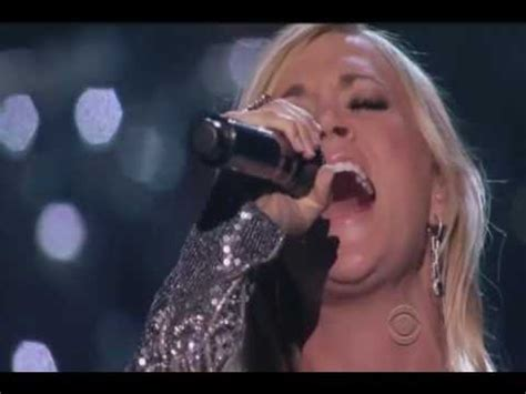 carrie underwood you raise me up carrie underwood how great thou art featuring