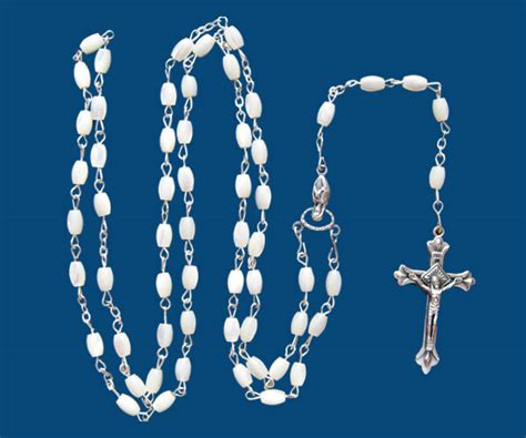rosary where to buy buy of pearl rosary made in bethlehem holyland gifts