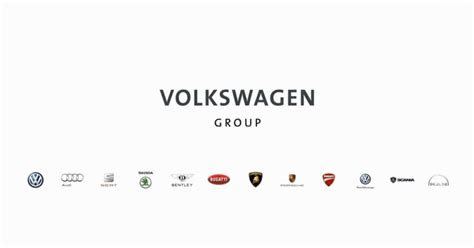 What Company Is Audi Owned By by Car Companies Owned By Volkswagen Pickati