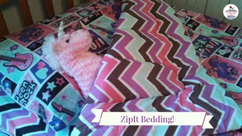 zipit bedding shark tank zipit bedding zips up like a sleeping bag review christmasmdr15