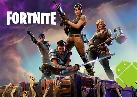fortnite android fortnite battle royale para android llegar 225 muy pronto