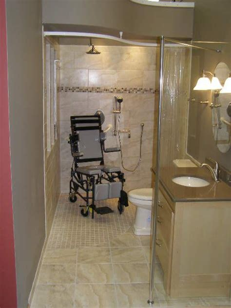 small handicap bathroom wheelchair showers designing a handicap wheelchair
