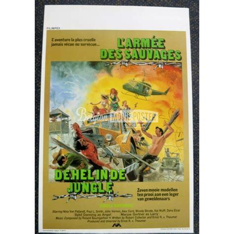 jungle warriors jungle warriors belgian poster store